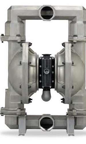 Bomba pneumática industrial