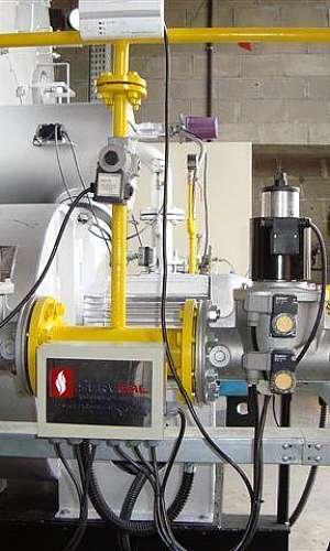 Caldeira a gás manutenção