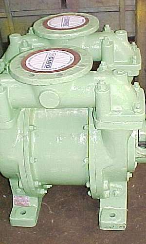 Conserto de bomba de vácuo