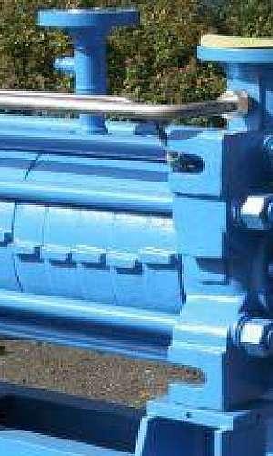 Manutenção de equipamentos rotativos