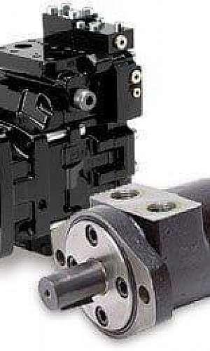 Manutenção de motor hidráulico