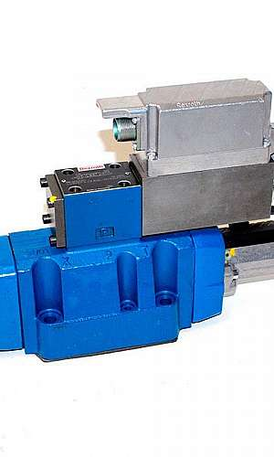 Manutenção de válvulas hidráulicas