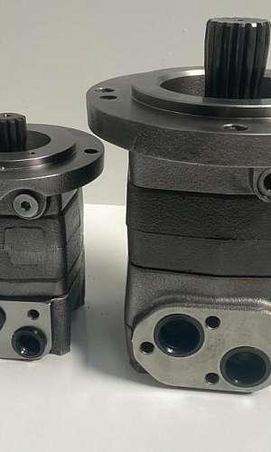Motor hidráulico de pistão radial
