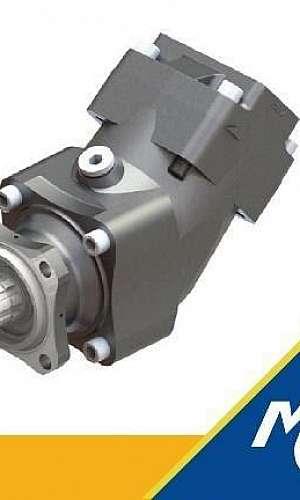Motor hidráulico de pistão