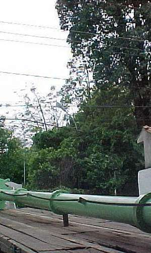 Reparo de bombas verticais